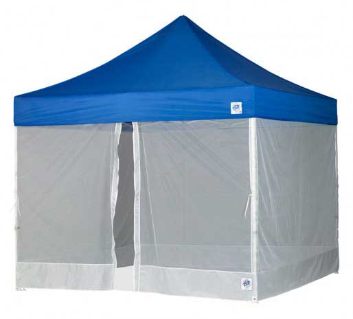 Zika Protection Screened Tent