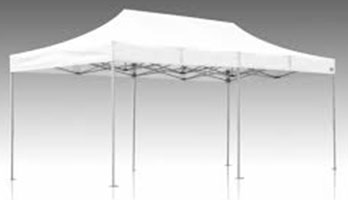 10x20 Ez Up Canopy Tent Eclipse Iii Aluminum